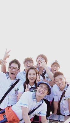 49 Ideas for wall paper kpop iphone running man Running Man Funny, Running Man Song, Running Man Cast, Running Man Korean, Ji Hyo Running Man, Couple Running, Runing Man, Running Man Members, Monday Couple