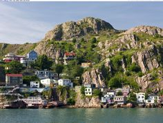 The Battery, St. John's Harbour, Newfoundland and Labrador, Canada. Newfoundland Canada, Newfoundland And Labrador, O Canada, Canada Travel, Canada Tourism, Beautiful Sites, Beautiful Places, Amazing Places, The Places Youll Go