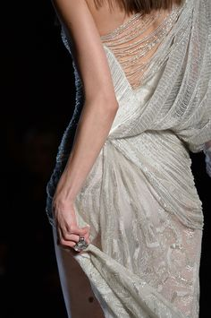 deseo-boga: Atelier Versace Primavera 2014 Alta Costura