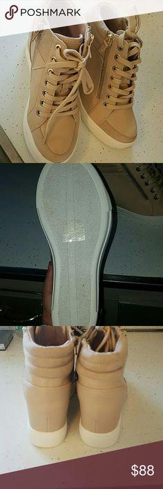 Aldo sneaker pump Never worn Shoes