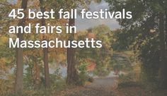 Looking for fun events to attend this fall? Check out this list of 45 of the…