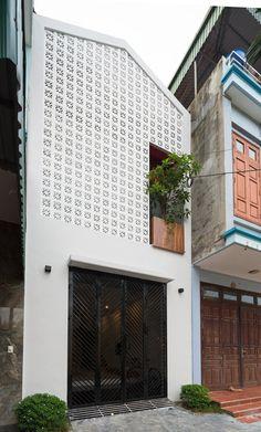Mẫu Nhà Đẹp 3 Tầng - Choáng Với Chi Phí Của Ngôi Nhà 3 Tầng Giá Rẻ ở Hải Dương Được Báo Mỹ Tán Dương - Mẫu thiết kế nhà đẹp