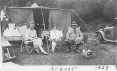 Dolly Cop Campground  Gorham, New Hampshire