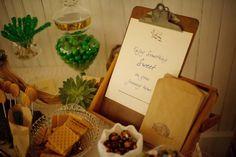 Candy buffet! | Bloom Photography www.bloomaustin.com | Mercury Hall | Austin, TX | #wedding
