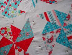 Pinwheels in the Park pattern and tutorial from Sew, Mama, Sew!