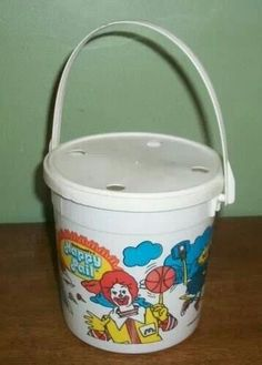 Happy Meals...before the boring bag