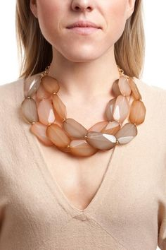 Always love a chunky necklace
