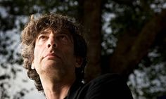 Looking for the widest audience: Neil Gaiman