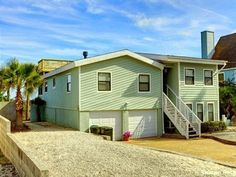 St. Augustine Beach Vacation Rental - VRBO 951130ha - 4 BR Florida North East House in FL, Oceanfront Home on St. Augustine Beach ~ Rooftop Deck with Spectacular Views!