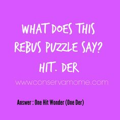 What does this Rebus puzzle say? Hit. Der Save Related