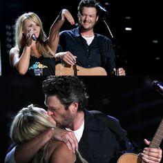 CMA Festival 2010 ❤ Miranda Lambert and Blake Shelton