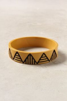 Mountain Perspective Bangle