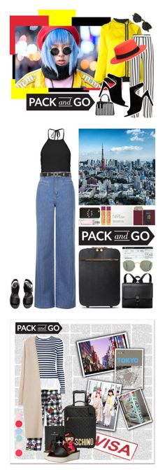 """""""Winners for Pack and Go Tokyo"""" by polyvore ❤ liked on Polyvore featuring Moschino, Jil Sander Navy, Nicholas, Christian Dior, Tory Burch, WithChic, tokyo, Packandgo, Boohoo and Topshop"""