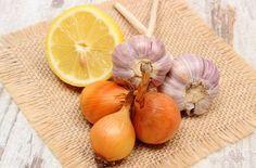 Oignon, ail et citron : les trois remèdes superpuissants - Améliore ta Santé