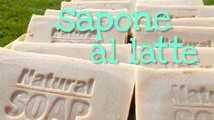 """SAPONE AL LATTE FATTO IN CASA METODO """"TUTTO A FREDDO"""" – soap for dummies –"""