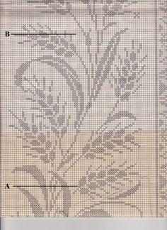 Angela Zapotoczny's media content and analytics Cross Stitch Bird, Cross Stitch Charts, Cross Stitch Designs, Cross Stitching, Cross Stitch Embroidery, Cross Stitch Patterns, Filet Crochet Charts, Knitting Charts, Knitting Stitches