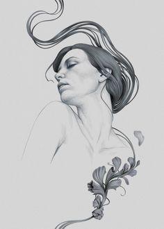 Diego Fernandez (17) (Featured: Beautiful Digital Art Sketches by Diego Fernandez on CrispMe)
