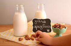 Πως φτιάχνω γάλα αμυγδάλου - Paxxi 1min C45