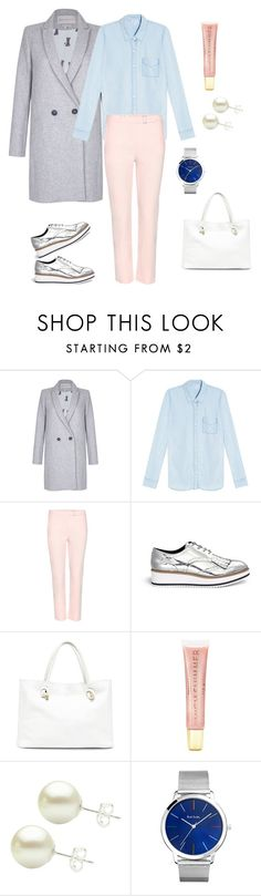 """pale day look"" by yuri-writer on Polyvore featuring Paul & Joe Sister, Splendid, Loro Piana, Pedder Red, Sole Society, Forever 21 and Paul Smith"