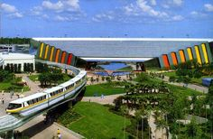 Lost Attractions of EPCOT