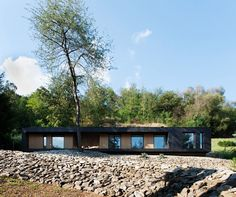 Hideg House by Béres Architects - #architecture #hungary