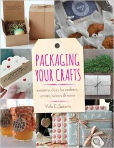 This book is an excellent resource for craft packaging ideas. Here's my review: http://www.craftprofessional.com/craft-packaging.html