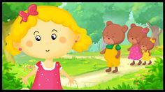 6 listening, fairy tale Histoire pour enfants : Boucle d'or et les 3 ours French Teaching Resources, Teaching Themes, Teaching French, French Poems, French Phrases, Fairy Tales Unit, Smart Board Activities, Goldilocks And The Three Bears, Core French