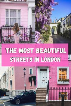 Alright, here was the summary of some of the most beautiful streets in London. A lot of these streets are incredibly photogenic and provide unique photo opportunities if that's what you're interested in. London, however, if a huge city, so I could only include a few of London's prettiest streets – my favourites. Europe Travel Guide, Europe Destinations, Travel Guides, Best Weekend Trips, Beautiful Streets, Things To Do In London, Worldwide Travel, London Photography, Best Places To Travel