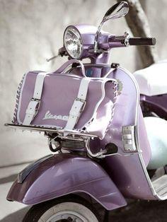 Fine Restored Classic Vespa Scooters from Star Vespa. Featuring Beautiful Fully Restored Vintage Vespa models 1960 to 1990 VBB, VBC, VLB, Smallframes, PX and Lambretta. The Purple, All Things Purple, Purple Rain, Shades Of Purple, Purple Beach, Purple Stuff, Girly Stuff, Light Purple, Vintage Vespa