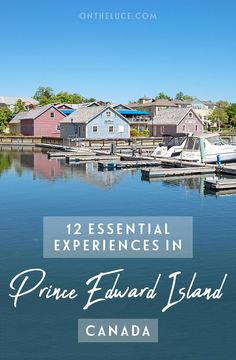 Top things to do in Prince Edward Island, Canada – 12 essential experiences for PEI visitors, from beaches and lighthouses to history and food. Cool Places To Visit, Places To Travel, Travel Destinations, Places To Go, Travel Tips, Solo Travel, Travel Stuff, Travel Abroad, East Coast Travel