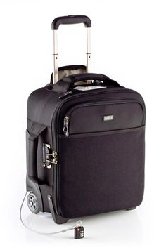 It's time for a roller bag. Question is this or Lowepro for long term durability. The lock is an added plus for me.