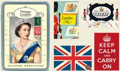 British icons  http://www.passionforpaper.co.nz/large/gp-vintage-london.jpg