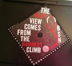 the notebook quotes Funny Graduation Caps, Graduation Cap Toppers, Graduation Cap Decoration, Graduation Pictures, Grad Cap, Grad Pics, Senior Pics, College Nursing, Nursing School Graduation