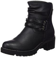 Oferta: 49.95€. Comprar Ofertas de Refresh 62184 - Botas cortas para mujer, color Negro, talla 37 EU barato. ¡Mira las ofertas!