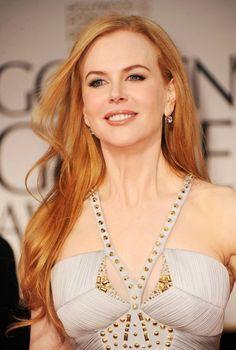 Nicole Kidman Nicole Kidman, Magenta Hair Colors, Hot Hair Colors, Hair Colour, Top Celebrities, Beautiful Celebrities, Celebs, Beautiful Red Hair, Beautiful Redhead