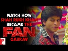 Here's How VFX & Make-up Made Shah Rukh Khan Look Like Gaurav In Fan | Firefly Daily