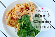 Thermomix sweet potato mac and cheese