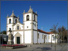 portugal--esposende-centre-eglise