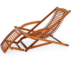 Set of 2 beautiful loungers made of acacia wood with removable footrest and hammock-like lying surface. Garden furniture and accessories to buy onlin… Rattan Sun Loungers, Folding Sun Loungers, Sun Lounger Cushions, Outdoor Cushions, Wooden Garden Benches, Wooden Side Table, Wooden Dining Tables, Dining Table Chairs, Deck Chairs