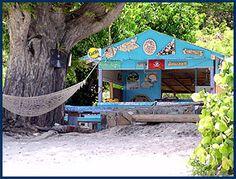 Ivan's Stress Free Bar - Jost Van Dyke