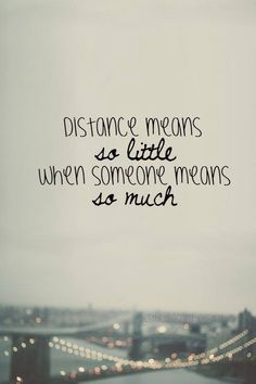 Life Quotes : Going The Distance: 5 Ways To Make Your Long Distance Relationship Work, Despite. - About Quotes : Thoughts for the Day & Inspirational Words of Wisdom Cute Quotes, Great Quotes, Quotes To Live By, Inspirational Quotes, Love Sayings, Beautiful Quotes On Love, Top Quotes, Qoutes On Love, Miss You Already Quotes