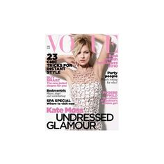 Vogue Magazine ❤ liked on Polyvore featuring magazine, modeli and vogue