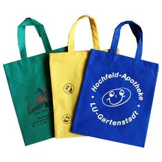 ECO Printed Custom Non Woven Bag | ECO Printed Custom Non Woven ...