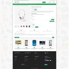 theme - Electronics & Computers - PowerTech - The Electronic Shop - 5