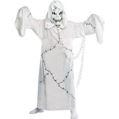 Give your child a chance to do some scaring this Halloween when he wears this Kids Ghost Costume. He& love being this spooky spectre! Costume Garçon, Joker Costume, Ghost Costumes, Movie Costumes, Girl Costumes, Costume Ideas, Holloween Costumes For Kids, Scary Kids Costumes, Costumes
