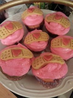 Doc McStuffins Cupcake