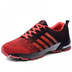 2019 tenis Training Couple Male+Shoes Breathable Outdoor Male Sports Shoes tenis Lightweight Sneakers Women Comfortable Athletic Price: 9.84 & FREE Shipping #bag #chanel #clothes #siambrandname #followme #luxury #sbn #happy #follow #fashionblogger #summer #instadaily Moda Sneakers, Sneakers Mode, Casual Sneakers, Sneakers Fashion, Casual Shoes, Men Casual, Fashion Shoes, Shoes Style, Fashion Rings