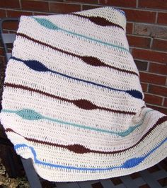 The Blanket Has Eyes - Afghans Crocheted My Patterns - - Mama's Stitchery Projects