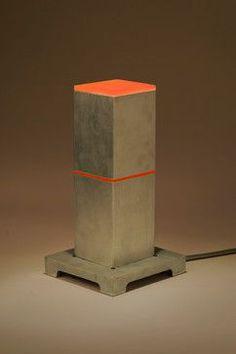 Lightlink lighting  | Midori barlight in fluorescent orange by Lightlink Lighting. #LightlinkLighting #Houzz