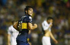 @Boca Nicolás Lodeiro #9ine